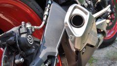 BMW F800R vs Triumph Street Triple RX - Immagine: 68