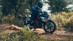 BMW G 310 GS 2021: colorazione Rallye