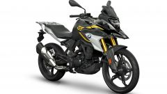 BMW G 310 GS 2021 in colorazione 40 Years GS