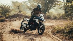 BMW G 310 GS 2021 in off-road