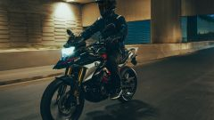 BMW G 310 GS 2021: nuovo faro full LED