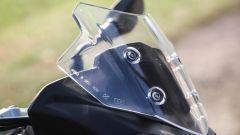 BMW G 310 GS: dettaglio del cupolino
