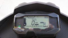 BMW G 310 GS: il quadro strumenti