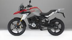 BMW G 310 GS, laterale