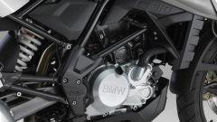 BMW G 310 GS, motore