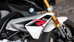 BMW G 310 R: dettaglio dei convogliatori