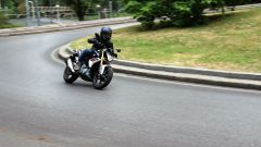 BMW G 310 R: il test drive
