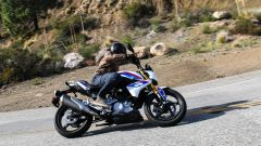 BMW G 310 R: prova, dotazioni, caratteristiche