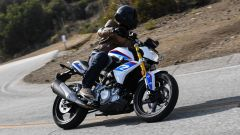 BMW G 310 R: prova, dotazioni, caratteristiche - Immagine: 12