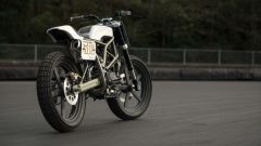 BMW G 310 R Wedge Street Tracker, posteriore