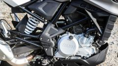 BMW G310 GS: il motore