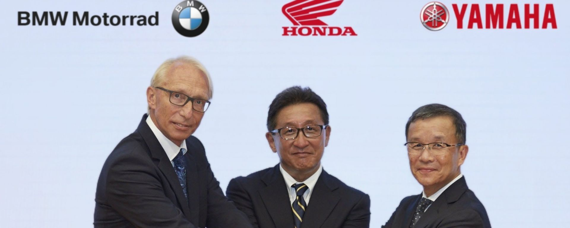 BMW, Honda e Yamaha insieme per moto più sicure