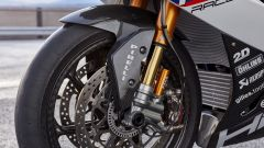 BMW HP4 Race, impianto frenante racing by Brembo