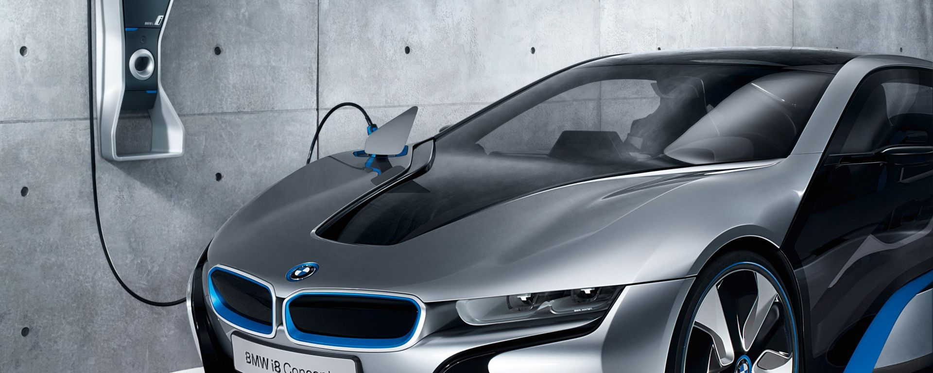 BMW Born Electric Tour