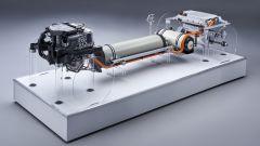 BMW i Hydrogen Next: il sistema completo che equipaggera il SUV tedesco