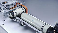 BMW i Hydrogen Next: un dettaglio della powerunit a idrogeno