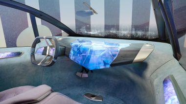 BMW i Vision Circular, gli interni