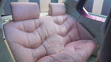 BMW i Vision Circular, i sedili posteriori