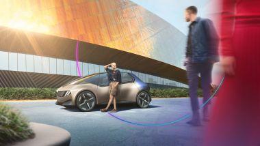 BMW i Vision Circular: un concept per il 2040