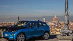 BMW i3 94 AH, test-drive a Firenze