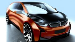 BMW i3 Coupe Concept EV - Immagine: 40