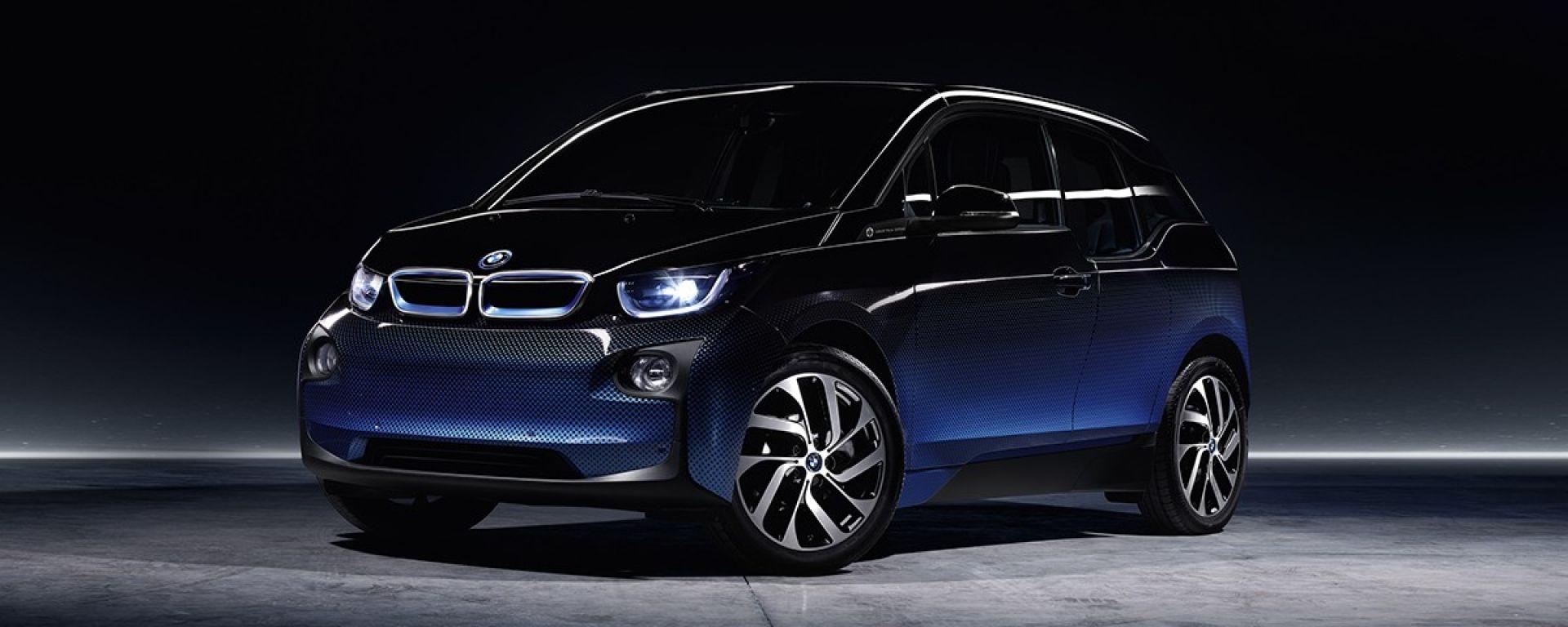 BMW i3 CrossFade Edition: l'ibrida più chic si ordina online