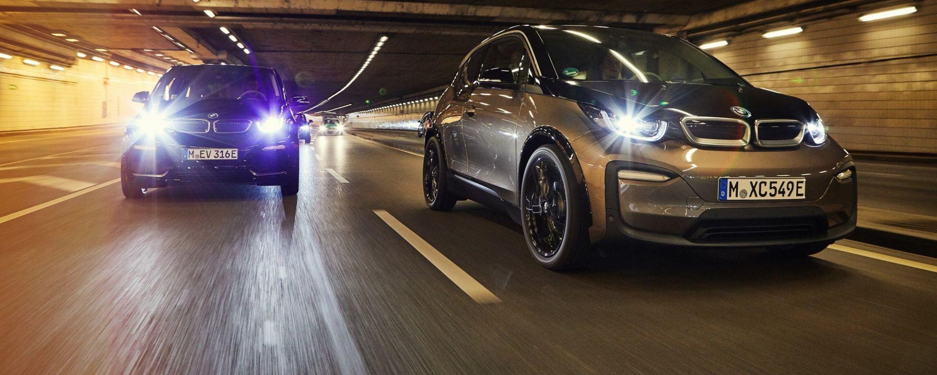 BMW i3 e i3s 120 Ah, più autonomia grazie alle batterie ad alto voltaggio