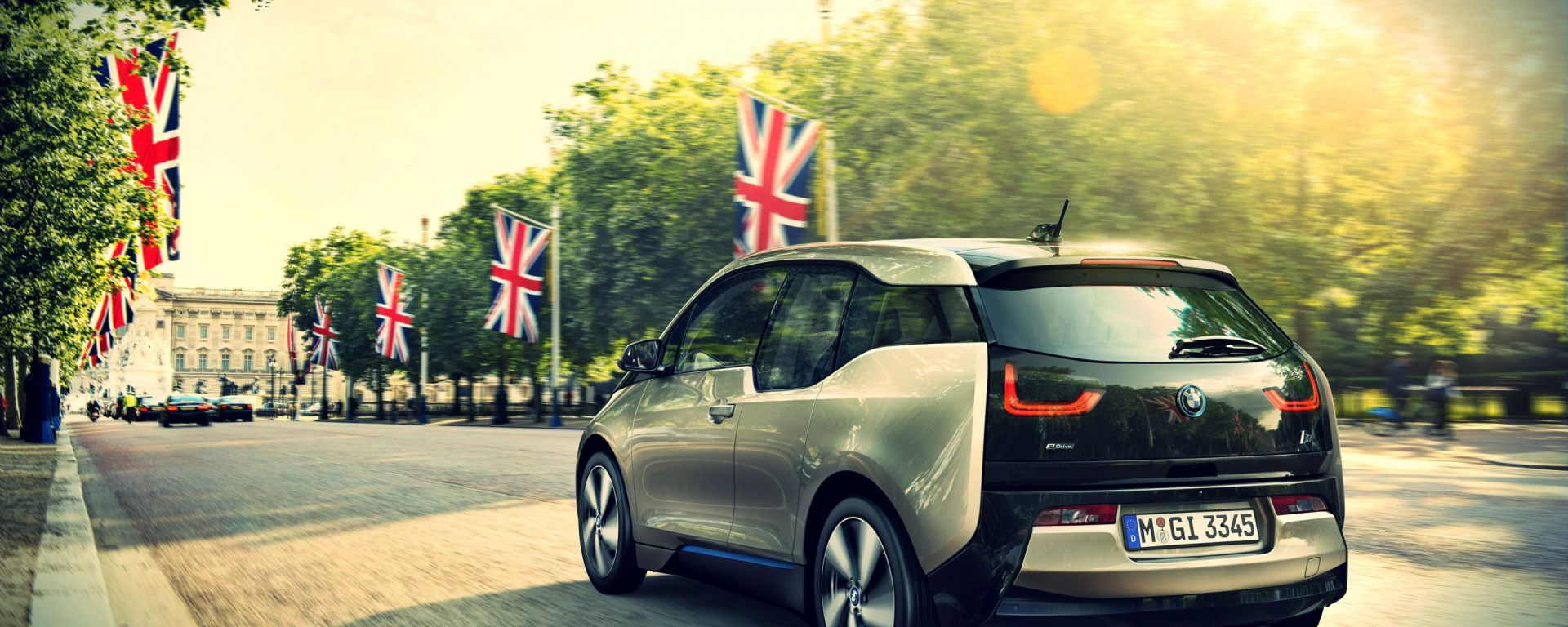 BMW i3: le foto ufficiali