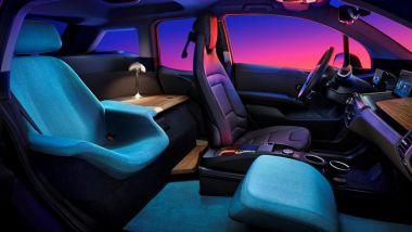 BMW i3 Urban Suite: l'abitacolo extra lusso ed eco-compatibile