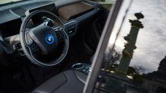 BMW I3S: l'abitacolo