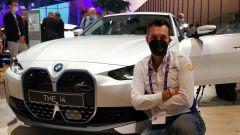 BMW i4: autonomia, uscita, scheda tecnica. Video da IAA 2021