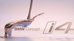 BMW i4, anteprima a Ginevra 2020