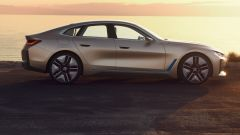 Bmw i4 concept laterale
