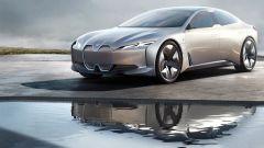 BMW i4, evoluzione del prototipo i Vision Dynamics