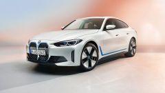 BMW i4: la nuova berlina elettrica della casa di Monaco di Baviera