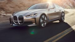 BMW i4, l'anti-Tesla Model S è pronta al lancio