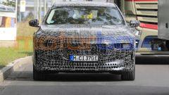 BMW i7, il frontale