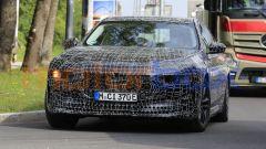 BMW i7, l'ammiraglia elettrica di Monaco