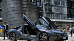 BMW i8 - Immagine: 35
