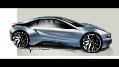 BMW i8: focus sul design - Immagine: 20