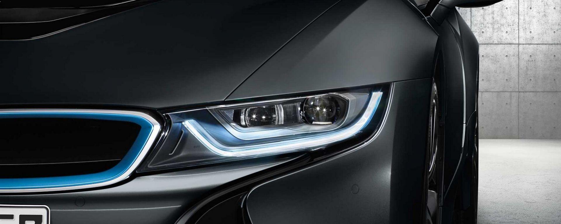 BMW i8: focus sul design