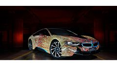 BMW i8 Futurism Edition by Garage Italia Customs - Immagine: 7