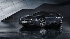BMW i8 Protonic Dark Silver Edition è una versione esclusiva della BMW i8