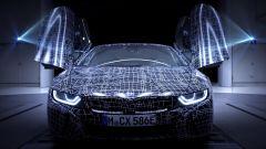 BMW i8 Roadster: la sportiva ibrida diventa Roadster. Il primo video teaser