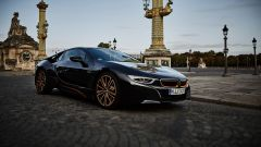 BMW I8 Sophisto: il frontale