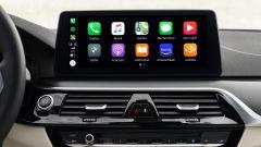 BMW ID7: novità anche per Apple CarPlay
