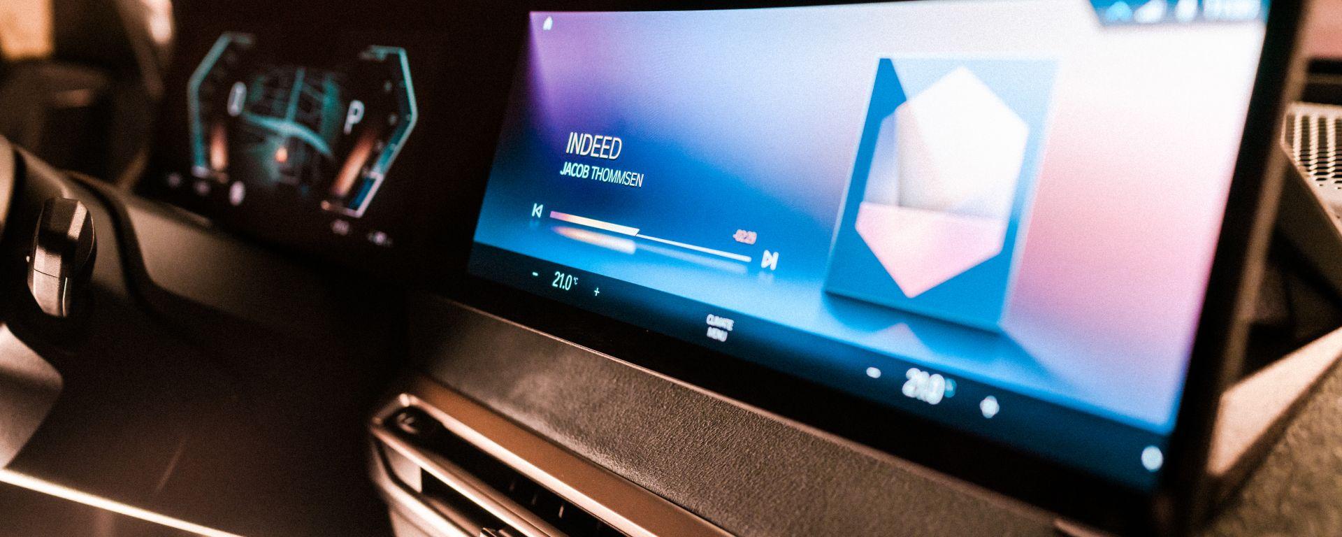 BMW iDrive, prove tecniche di evoluzione