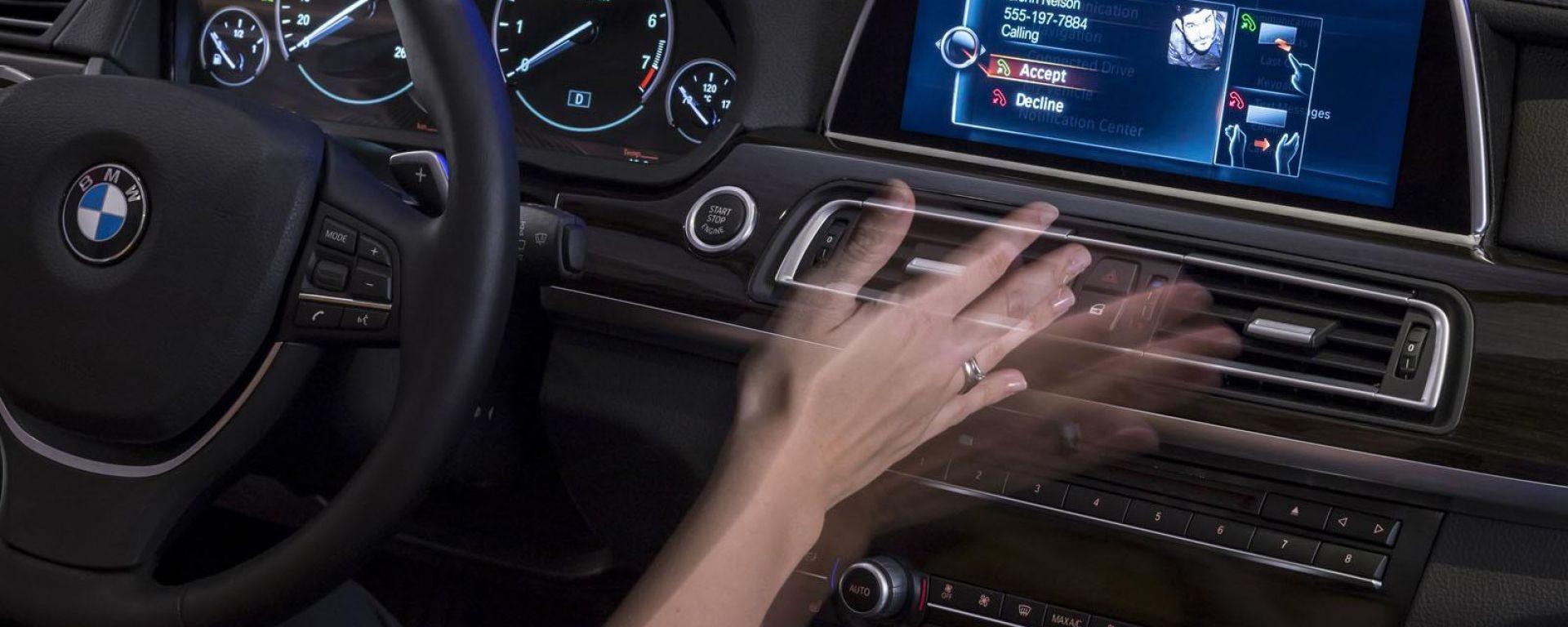 BMW iDrive & TouchCommand