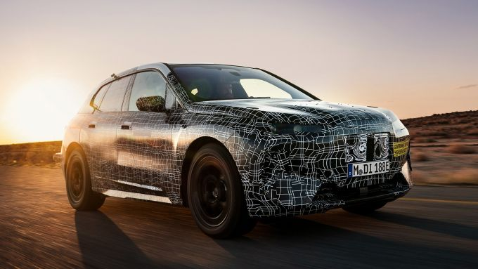 BMW iNext: coming soon...