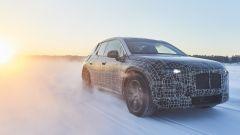 BMW iNext, il prototipo a collaudo sulle nevi artiche - Immagine: 3